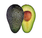 Organic Avocado small