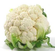 Organic Cauliflower large