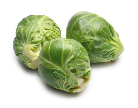 Organic Brussel Sprouts 8oz